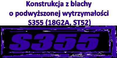 s355 pl